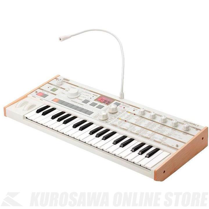KORG microKORG S MK-1S 《シンセサイザー》 【送料無料】【ONLINE STORE】