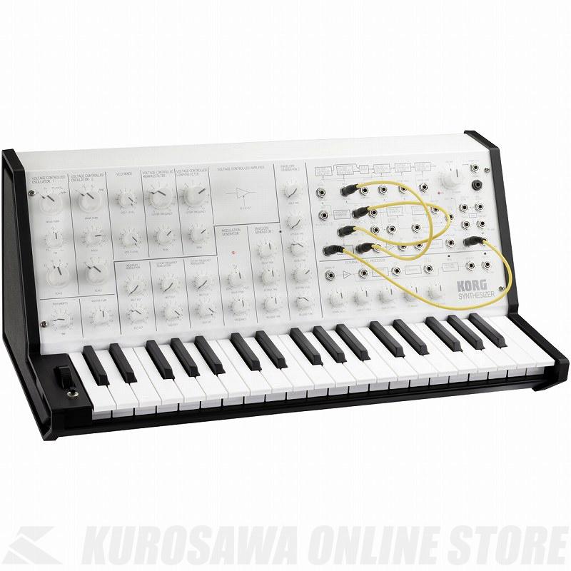KORG MS-20 MINI WM《アナログシンセサイザー》【送料無料】【ONLINE STORE】
