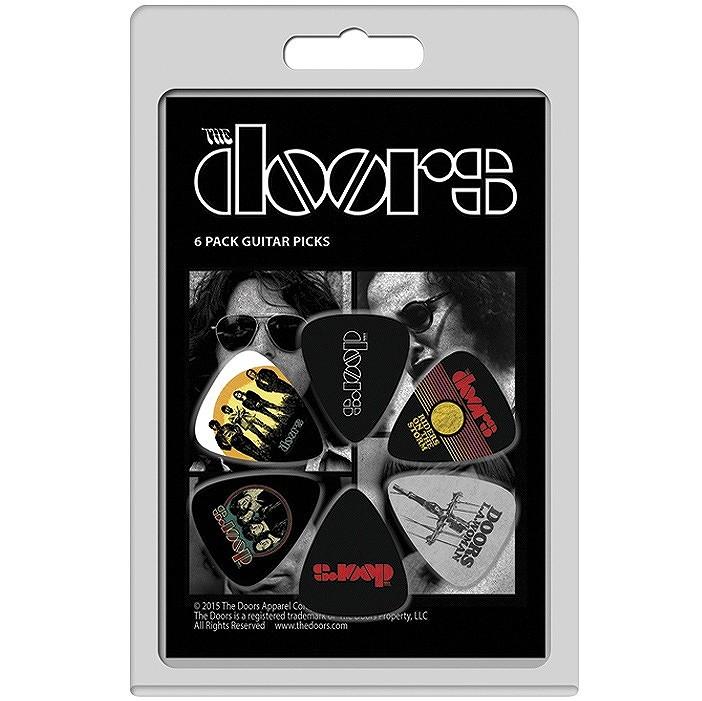 ピック 《ペリーズ》 Perri's LP-TD1 The Doors 《ピック ネコポス ONLINE 6枚セット》 お気にいる 即日出荷 STORE