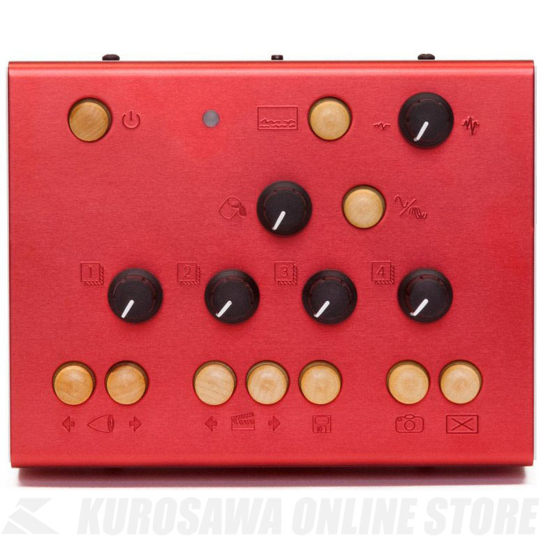 Critter & Guitari ETC Creative Video Synthesizer《ビデオシンセサイザー》【送料無料】【ONLINE STORE】