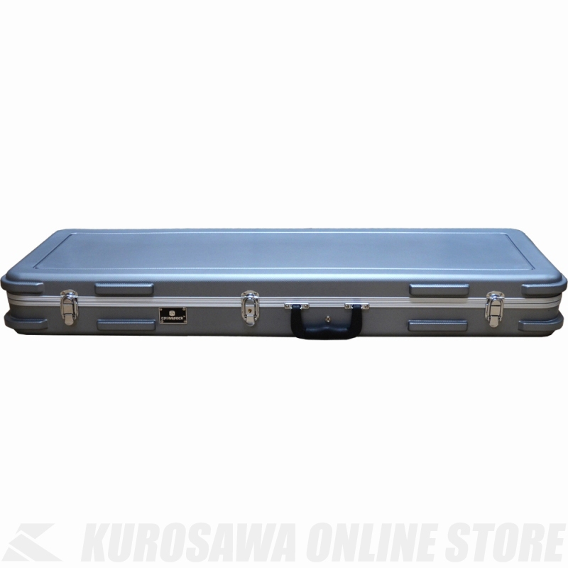 CROSSROCK CRA860E SL Silver 《エレキギター用ハードケース》【送料無料】【ONLINE STORE】
