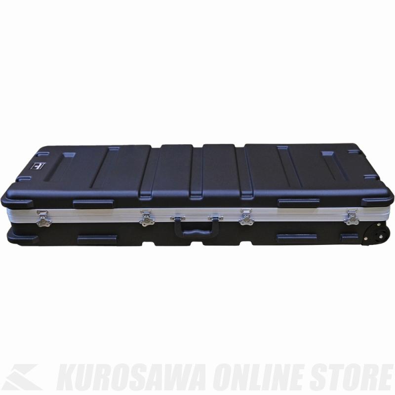 CROSSROCK CRA861K BK Black 《61鍵キーボード用ハードケース》【送料無料】【ONLINE STORE】