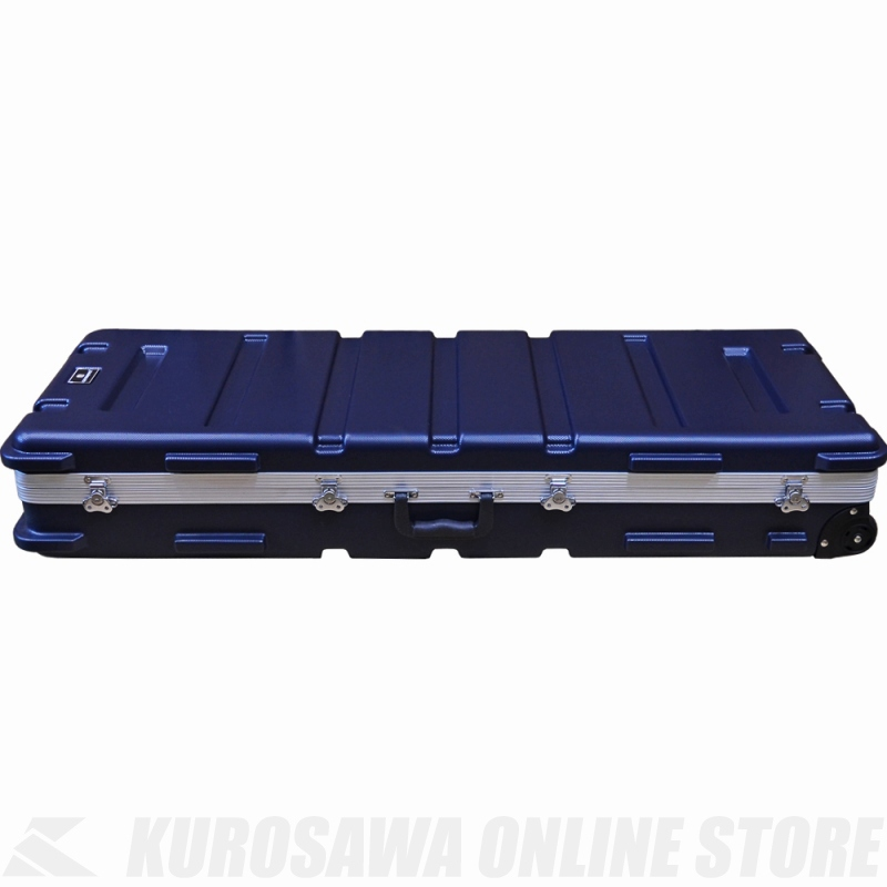 CROSSROCK CRA861K BL Dark Blue 《61鍵キーボード用ハードケース》【送料無料】【ONLINE STORE】