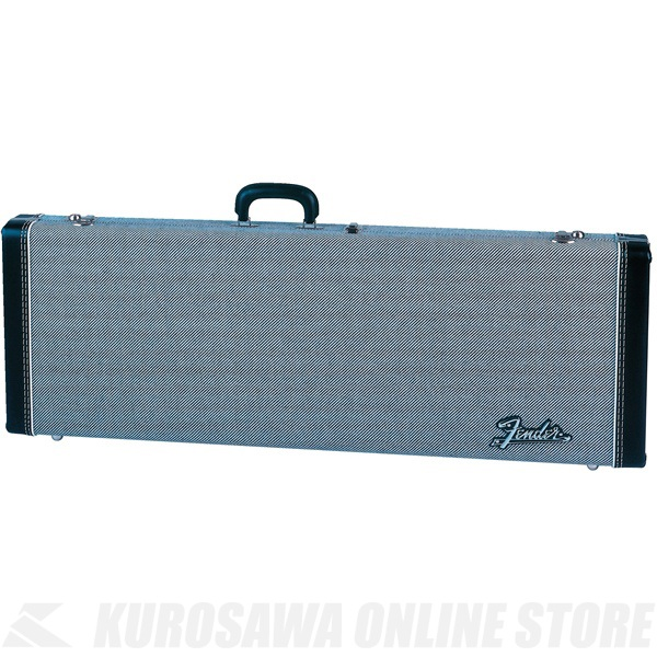 Fender G&G Deluxe Hardshell Cases - Stratocaster /Telecaster (Black Tweed with Black Interior)《ギター用ハードケース》【送料無料】【ONLINE STORE】