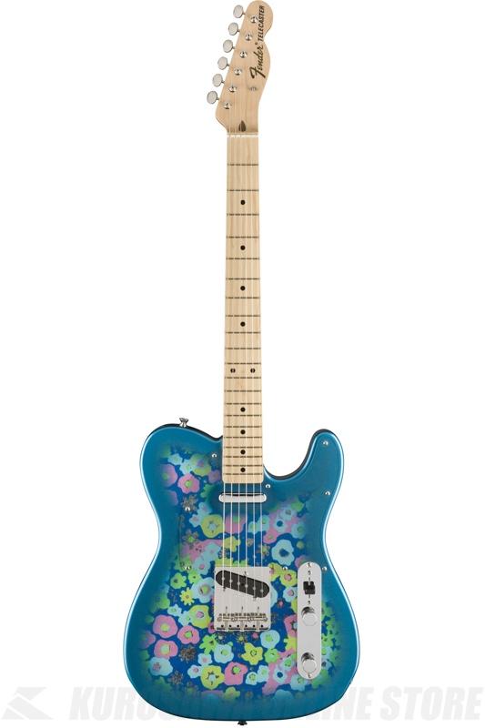Fender Japan Exclusive Series Classic 69 Tele (Blue Flower/Maple)《エレキギター/テレキャスター》【送料無料】【ONLINE STORE】