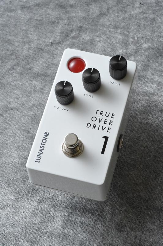 LUNASTONE TrueOverDrive 1 《エフェクター/オーバードライブ》【送料無料】【ONLINE STORE】