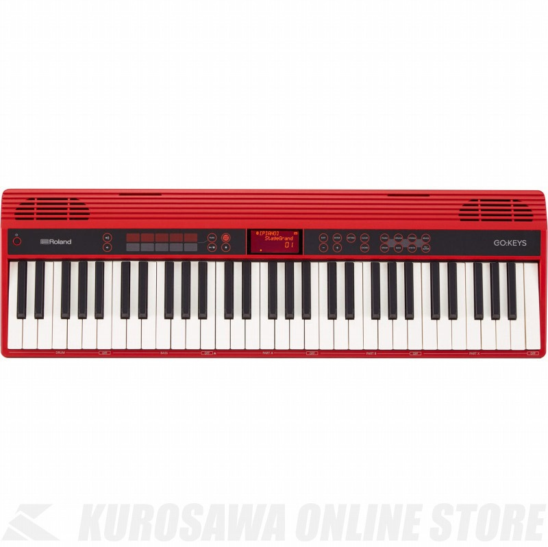 Roland GO:KEYS Entry Keyboard (GO-61K) 《キーボード》【送料無料】
