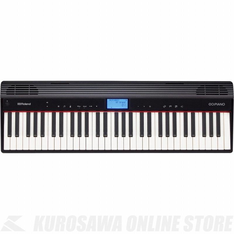 Roland GO:PIANO Entry Keyboard (GO-61P) 《キーボード/デジタルピアノ》【送料無料】