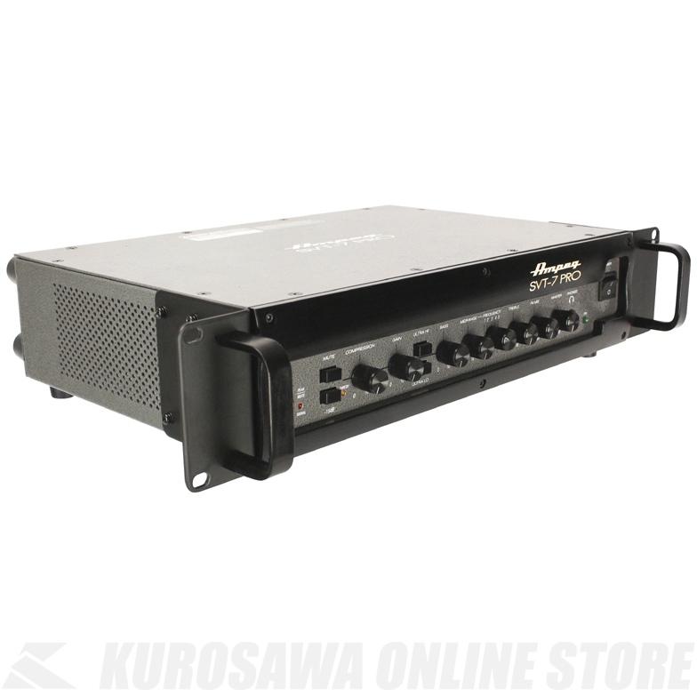 Ampeg SVT-7PRO (ベースアンプ/ヘッドアンプ)(送料無料)(お取り寄せ)