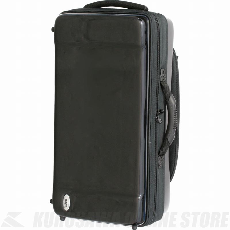 bags EC2TRM BLK (ブラック)(トランペット2本用ファイバーケース)(送料無料)【ONLINE STORE】