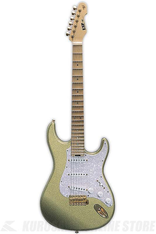 ESP SNAPPER Ohmura Custom 大村孝佳 model (Eclipse Gold/Maple) (エレキギター)(受注生産品)【ONLINE STORE】