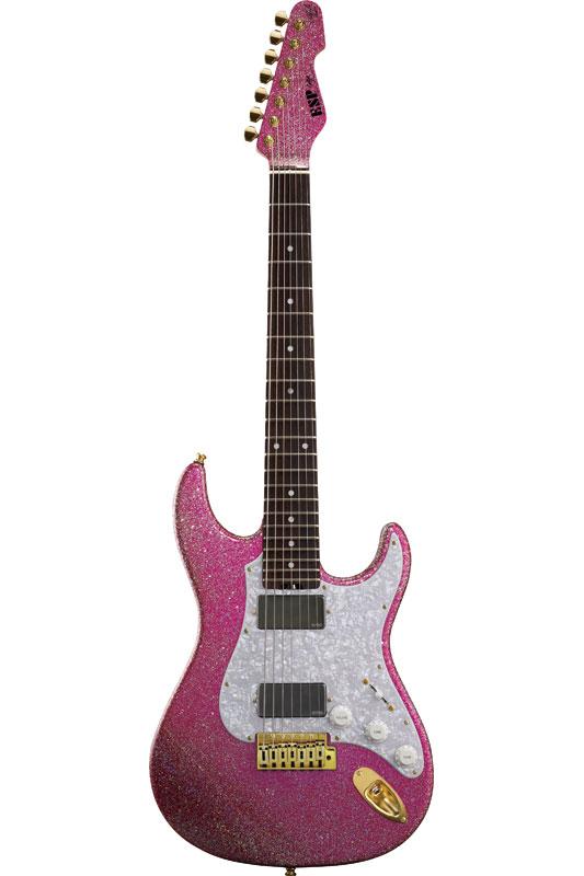 ESP SNAPPER-7 Ohmura Custom (Twinkle Pink) 〈大村孝佳〉 《エレキギター》【受注生産品】【ONLINE STORE】