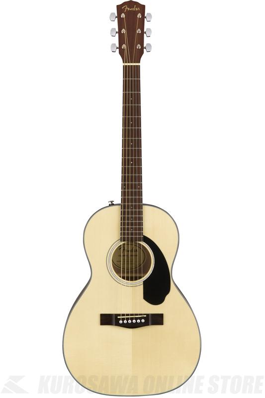 Fender CP-60S NAT Natural/ WN(アコースティックギター) (送料無料)【ONLINE STORE】