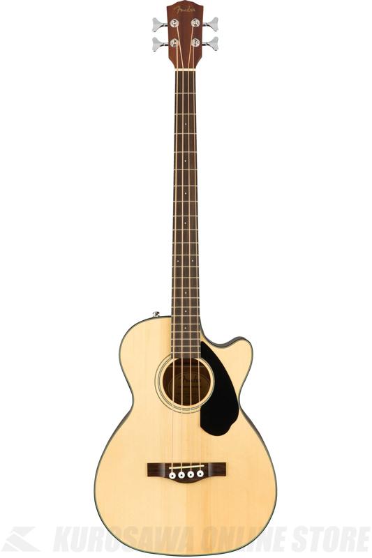 Fender CB-60SCE NAT Natural (アコースティックベース) (送料無料)(納期未定・ご予約受付中) 【ONLINE STORE】