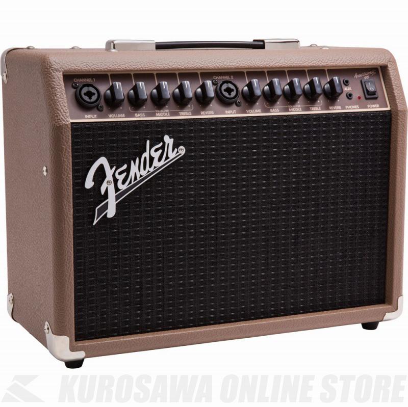 Fender Acoustasonic 40, 100V JPN(アコースティックアンプ/コンボアンプ)(送料無料)(ご予約受付中)【ONLINE STORE】