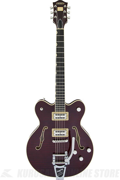 Gretsch G6609TFM Players Edition Broadkaster Center Block Double-Cut(Dark Cherry Stain) 《エレキギター》【送料無料】【ONLINE STORE】