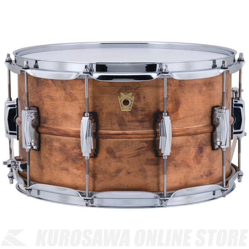 Ludwig Copper Phonic Series LC608R《スネアドラム》【送料無料】【ONLINE STORE】