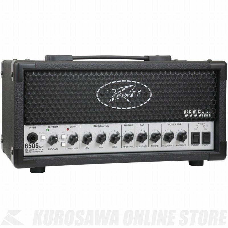 Peavey 6505MH (ギターアンプ/ミニヘッドアンプ)(送料無料) 【ONLINE STORE】