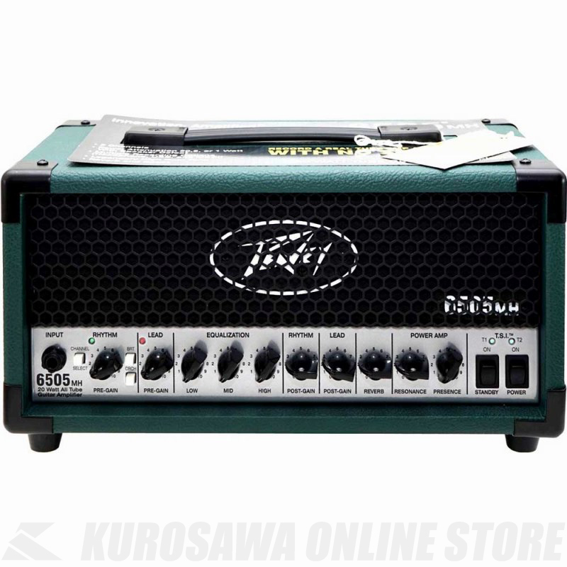 Peavey 6505MH Japan Edition (ギターアンプ/ミニヘッドアンプ)(送料無料) 【ONLINE STORE】