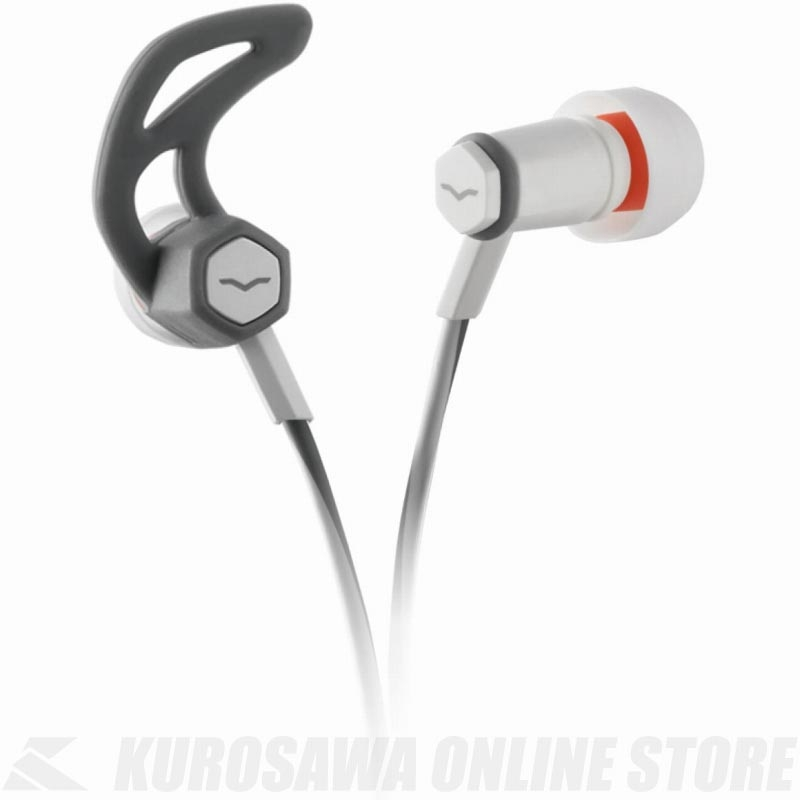 V-MODA FORZA Series FRZ-A-WHITE (Android 対応) 《ハイレゾ対応イヤホン》【送料無料】【ONLINE STORE】