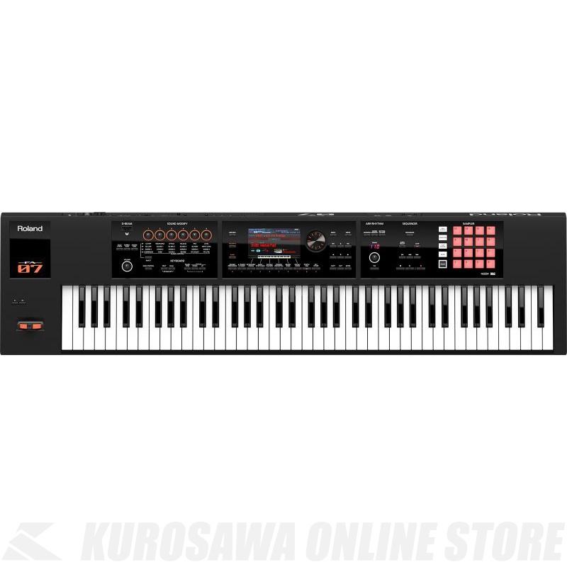 Roland FA-07 (76鍵モデルシンセサイザー)(送料無料) 【ONLINE STORE】