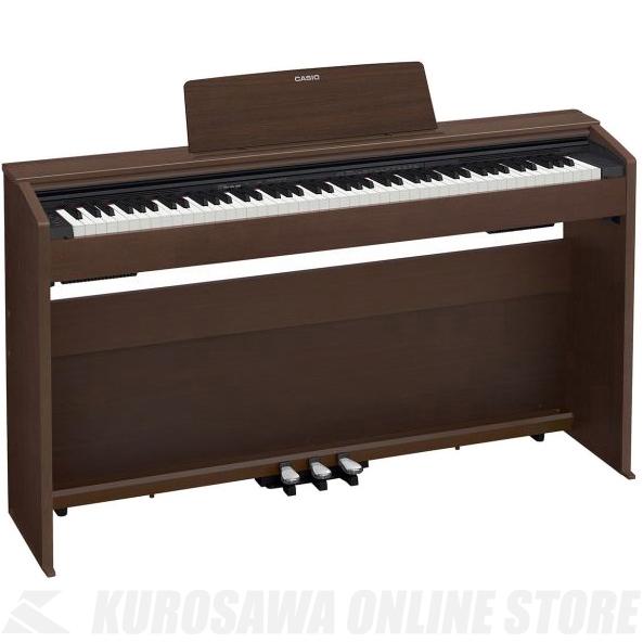 Casio PX-870 BN オークウッド調 (デジタルピアノ)(配送設置料無料)(ご予約受付中) 【ONLINE STORE】