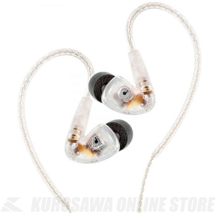 Audiofly In-Ear Monitors AF180 Clear [AF1801-0-10] (インナーイヤー型イヤフォン)(送料無料) 【ONLINE STORE】