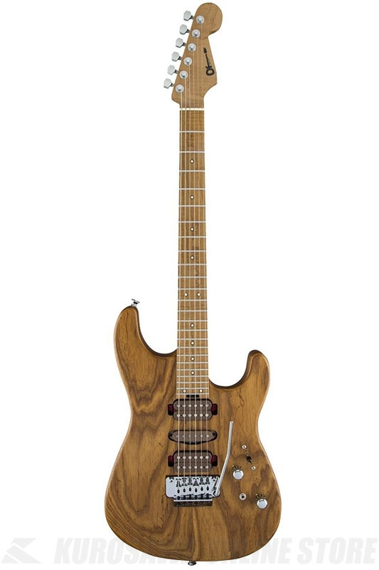 Charvel GUTHRIE GOVAN SIGNATURE HSH CARAMELIZED ASH (エレキギター)(送料無料) 【ONLINE STORE】