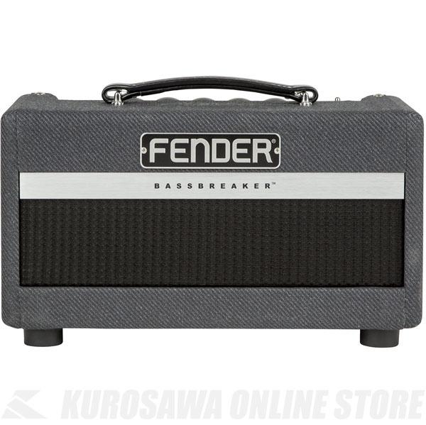 Fender Bassbreaker 007 Head, 100V JPN [No.2261007000] (ギターアンプ/ヘッドアンプ)(送料無料) 【ONLINE STORE】