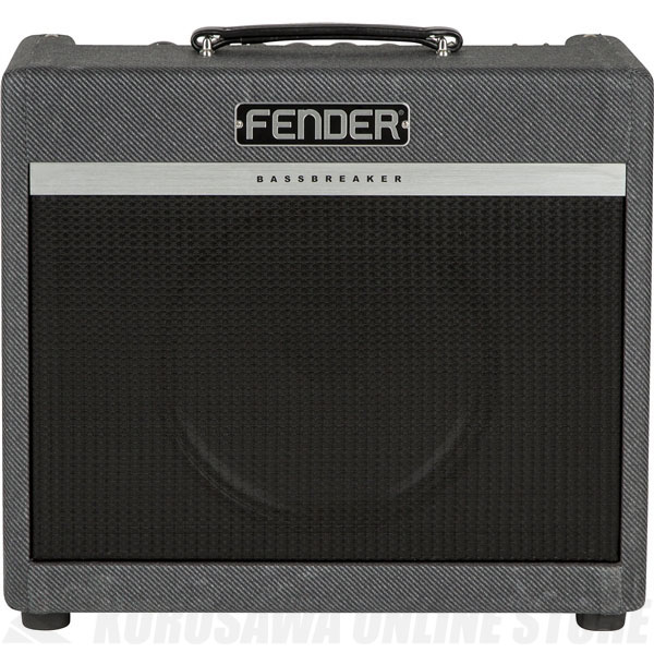 Fender Bassbreaker 15 Combo, 100V JPN [No.2262007000] (ギターアンプ/コンボアンプ)(送料無料) 【ONLINE STORE】