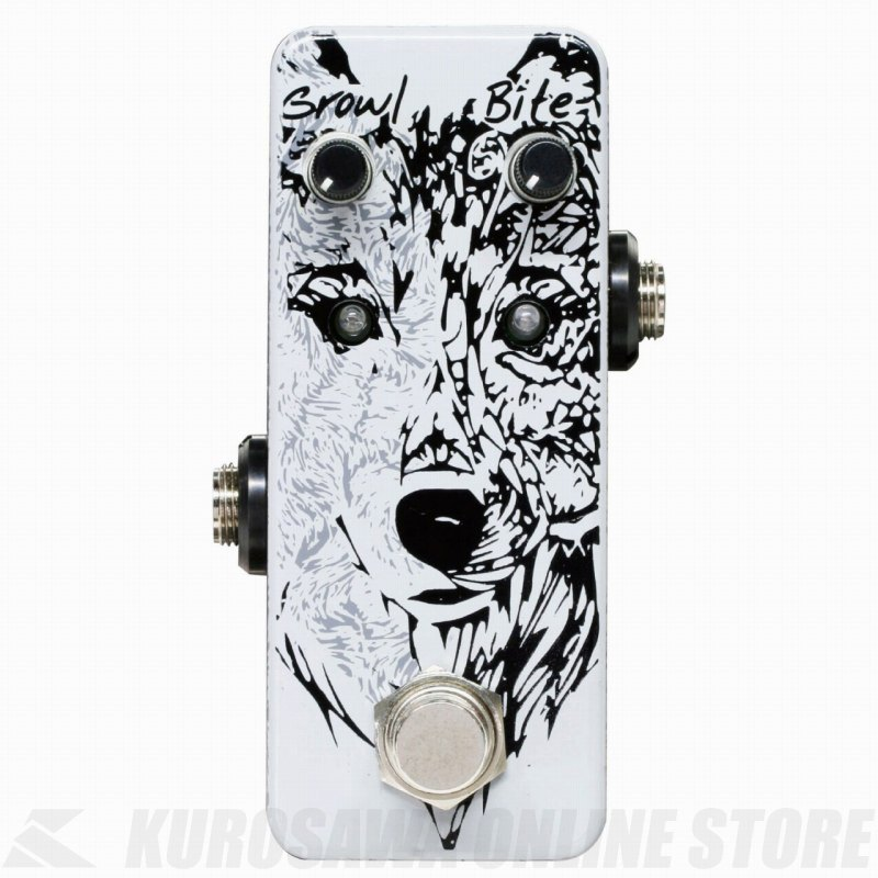 F-PEDALS NIKAOS (エフェクター/ディストーション)(送料無料) 【ONLINE STORE】