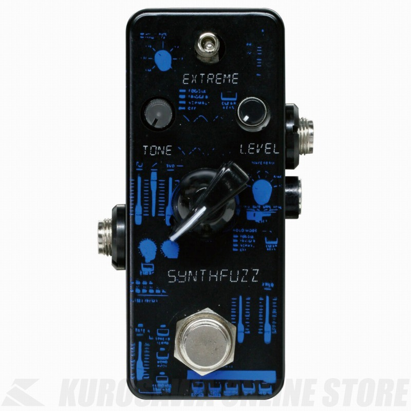 F-PEDALS SYONTHFONIA (エフェクター/ファズ)(送料無料) 【ONLINE STORE】