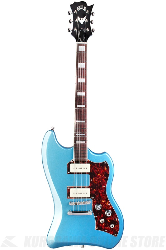 Guild T-BIRD ST BLU p90 model (エレキギター)(送料無料) 【ONLINE STORE】