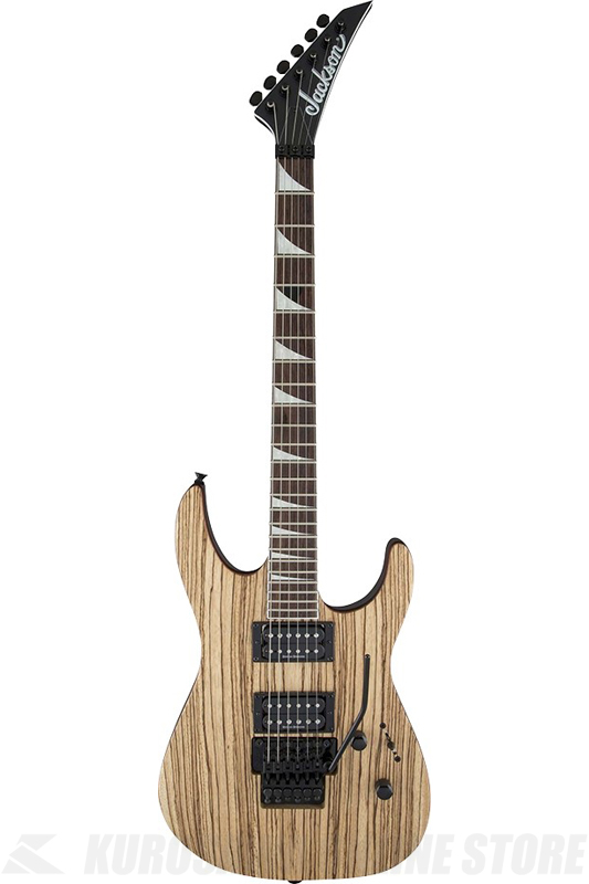Jackson X Series Soloist SLX Zebra Wood / Natural (エレキギター)(送料無料) 【ONLINE STORE】