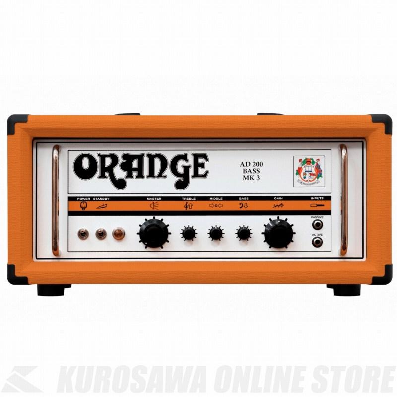 ORANGE AD200B MK III HEAD (ベースアンプ/ヘッドアンプ)(送料無料) 【ONLINE STORE】