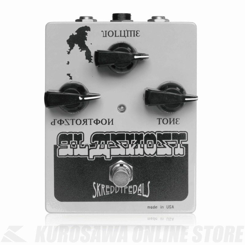 Skreddy Pedals / Glasnost (エフェクター/ファズ/ディストーション)(送料無料) 【ONLINE STORE】