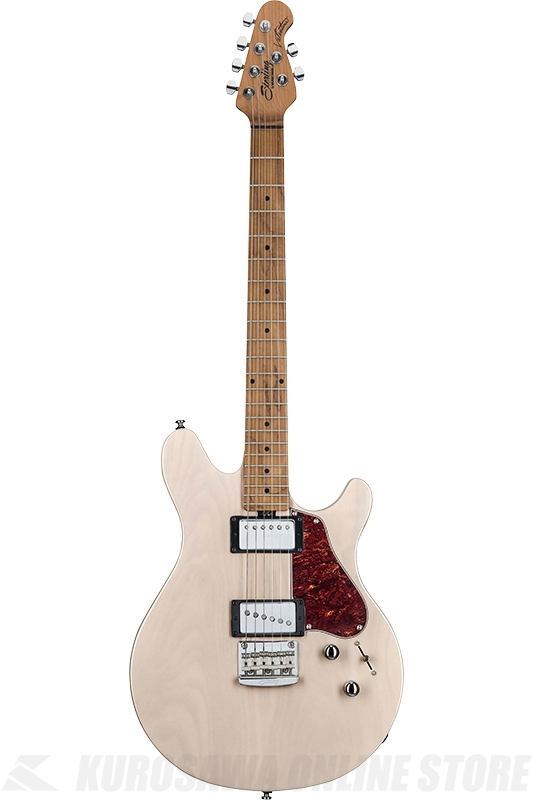 Sterling by MUSIC MAN JV60 Transparent Buttermilk (エレキギター)(送料無料) 【ONLINE STORE】