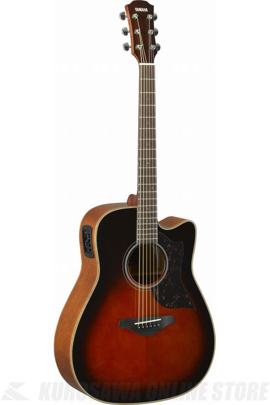 Yamaha A series Aシリーズ A1M TBS タバコブラウンサンバースト (アコースティックギター/エレアコ)(送料無料)【クロサワ楽器池袋店WEB SHOP】