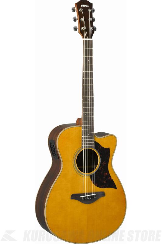 Yamaha A series Aシリーズ AC1R VN ヴィンテージナチュラル (アコースティックギター/エレアコ)(送料無料) 【クロサワ楽器池袋店WEB SHOP】