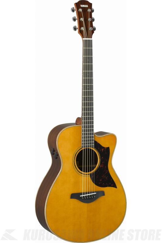 Yamaha A series Aシリーズ AC3R ARE VN ヴィンテージナチュラル (アコースティックギター/エレアコ)(送料無料) 【ONLINE STORE】