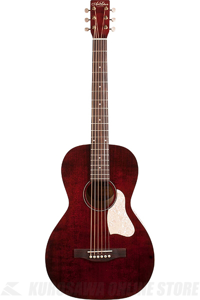 Art&Lutherie Roadhouse Tennessee Red (アコースティックギター)(送料無料) 【ONLINE STORE】