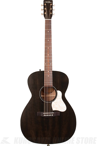 Art&Lutherie Legacy Faded Black (アコースティックギター)(送料無料) 【ONLINE STORE】