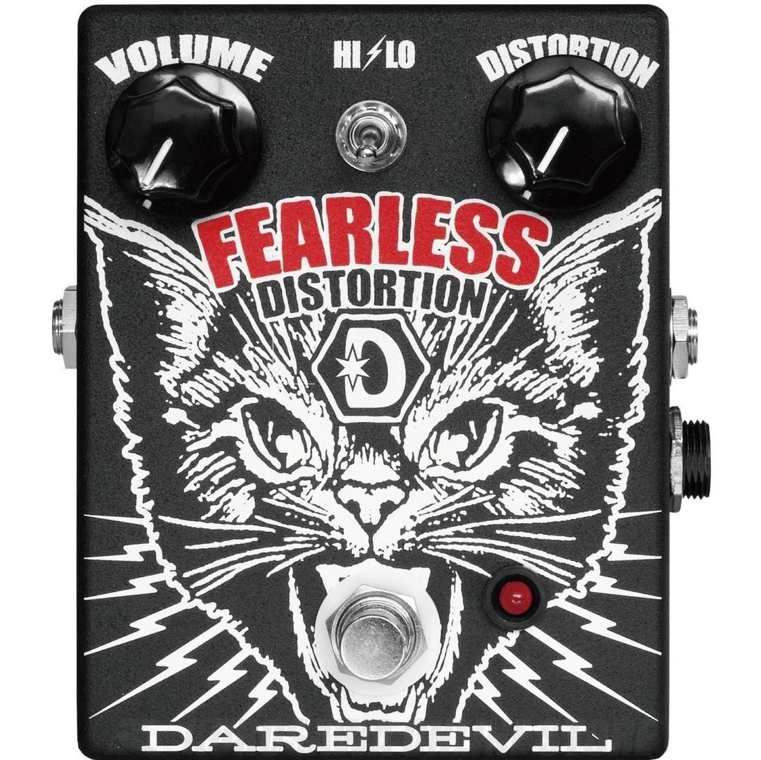 超熱 Daredevil Pedals Fearless Distortion STORE】 (エフェクター Fearless/ディストーション)(送料無料)【ONLINE STORE Distortion】, マルヒ:3ac86b4c --- canoncity.azurewebsites.net