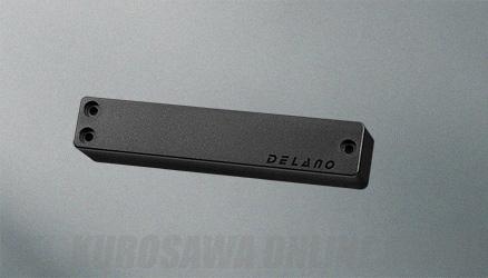 【ベース用ピックアップ】《デラノ》 Delano Pickup JSBC-HE pickup series soapstick pu JSBC HE 4string twin coil in-line humcanceller (ベース用ピックアップ)(送料無料) 【次回入荷分ご予約受付中】【ONLINE STORE】