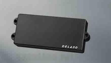 Delano Pickup MM style 5 string pu MC 5 HE (ベース用ピックアップ)(送料無料) 【ONLINE STORE】