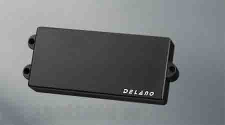 Delano Pickup MM style 6 string pu MC 6 HE (ベース用ピックアップ)(送料無料) 【ONLINE STORE】