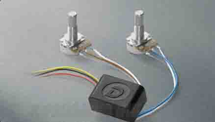 Delano Pickup DELANO electronics Sonar 2 2 - band electronics (ベース用プリアンプ)(送料無料)(ご予約受付中)
