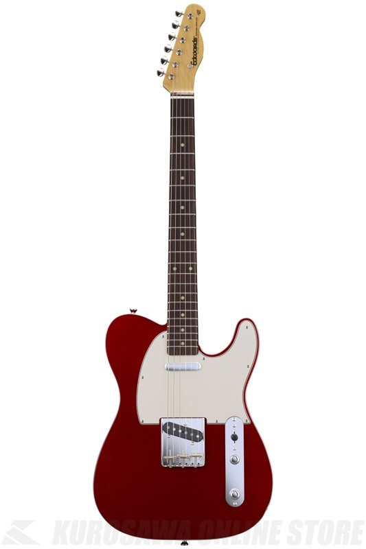 EDWARDS Traditional Series E-TE-98CTM (Candy Apple Red) (エレキギター)(送料無料) 【ONLINE STORE】