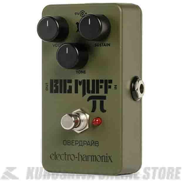Electro-Harmonix Green Russian Big Muff Distortion/Sustainer (エフェクター/ディストーション)(送料無料) 【ONLINE STORE】