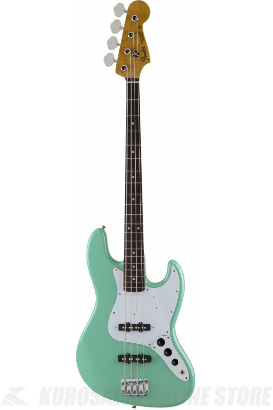 Fender Made in Japan Traditional MIJ '60s Jazz Bass , Rosewood, Surf Green [5350060357] (ベース/ジャズベース)(送料無料) 【ONLINE STORE】